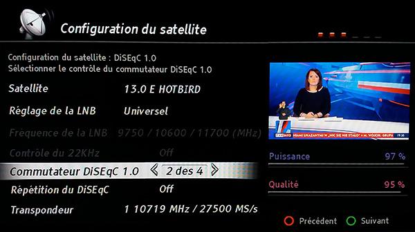 Signal Bis TV TP1