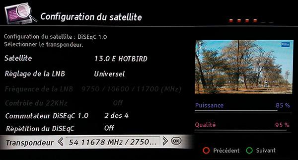 Bis TV TP 11678 H