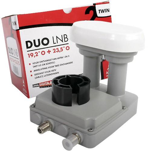 LNB Duo Canal Digitaal