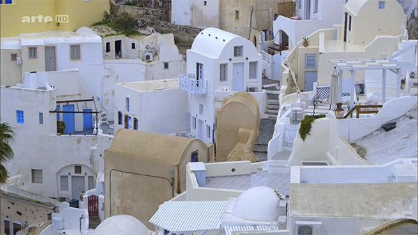 ARTE L'Europe des écrivains Grèce