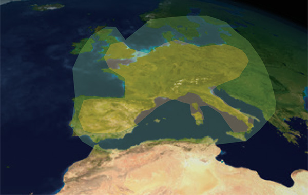 Spéculation couverture Europe E5WB