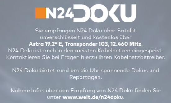 N24 DOKU Austria