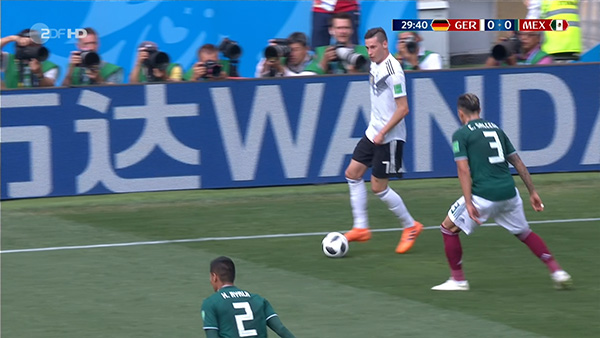 FIFA WORLD CUP 2018 on ZDF FTA