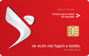 DigitAlb Smartcard