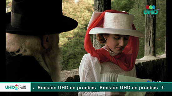 UHD Spain SDR