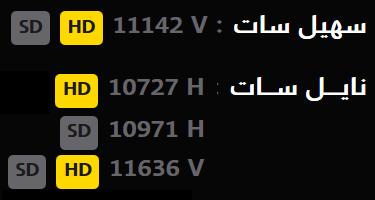Al Araby TV الترددات