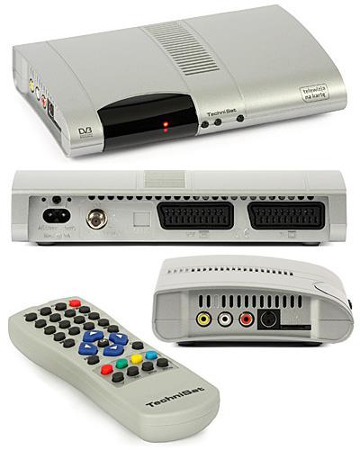 DVB Technisat Telewizja na Kartę