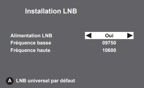 LNB universel
