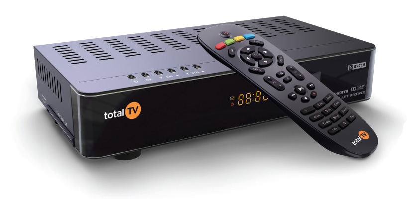 Coship HD DVB-S2 Total TV